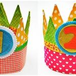 kroon, verjaardagskroon, feestmuts
